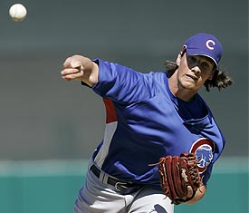 Samardzija is Back (redux), and Somebody's Out