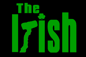 The Irish Logo