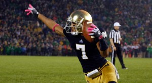 Notre Dame and the NFL Draft