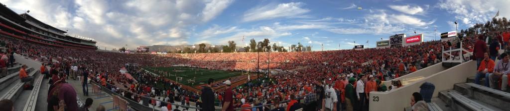 Rose Bowl Panoramic