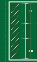 Notre Dame Stadium Will Have Interlocking ND Monogram at Midfield