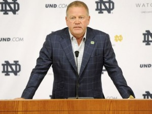 Notre Dame Spring Practice Schedule and Press Conference