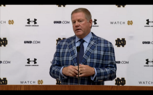 How Do We Judge Brian Kelly in 2015?