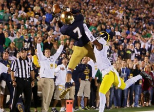 ND-Michigan to Resume in 2018 & 2019