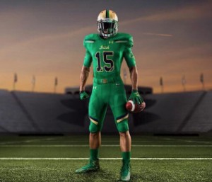 Shamrock Series Uniform Review