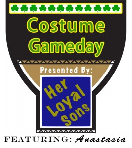 #CostumeGameDay : A Bump in the Road
