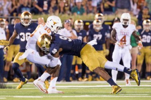 Debate This: Jaylon Smith Was Right To Play In Fiesta Bowl