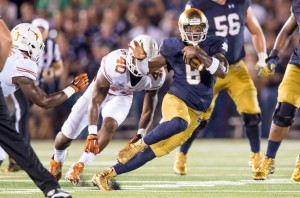 Debate This: Malik Zaire is your 2016 Quarterback