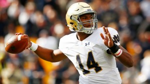Game Predictions! ND vs. Boston College