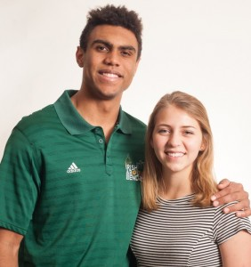 Observer: Irish WR Robinson Elected Student Body President