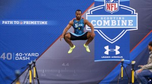 Notre Dame At NFL Combine: Early Results