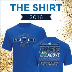 The Shirt 2016: A ND Student's Perspective