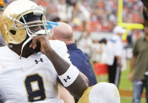 Can Notre Dame Avoid The Injury Bug?