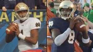 "Lyght Source: ""Kizer looks to be the guy…"""