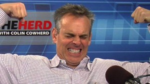 Cowherd: In punishments, ND & Bama no different
