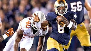 Traditions: Notre Dame vs Texas