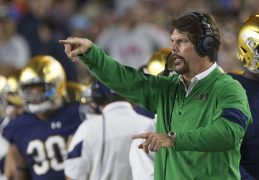 Notre Dame Defense vs. Michigan State? The Numbers