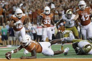 Notre Dame Defense vs. Texas? The Numbers