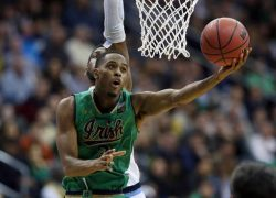 Irish Come Up Short Against Defending Champ Villanova