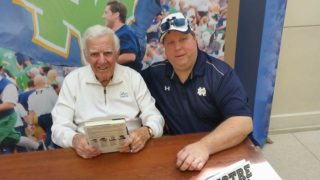 The Passing of a Legend, Ara Parseghian