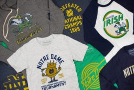 Homefield Appeal's Notre Dame Vintage Collection